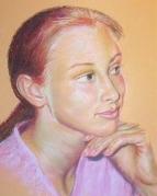 Shellie Thompson - Portrait